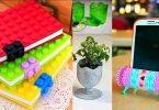 9 أفكار لعمل اشياء مفيدة من الأشياء القديمة للأطفال في المنزل