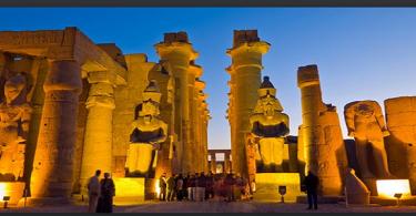 السياحة الداخلية في معابد الأقصر وأسوان الرائعة