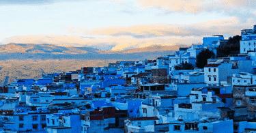 أجمل معالم مدينة شفشاون الزرقاء السياحية