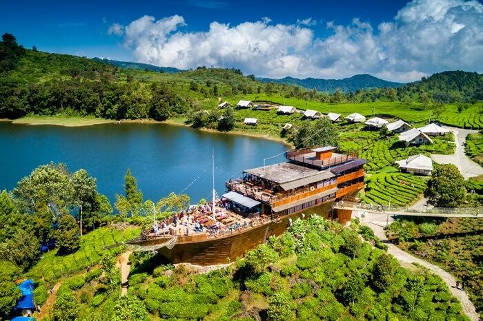 أفضل الأماكن السياحية في باندونج إندونيسيا