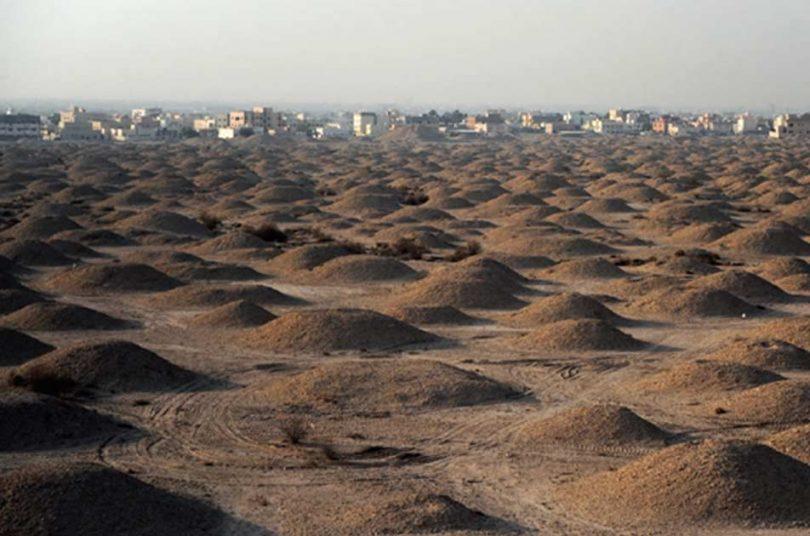أكبر مقبرة تاريخية في العالم