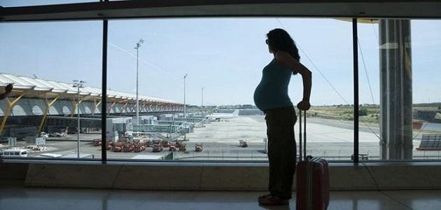 أهم شروط سفر الحامل على الخطوط السعودية