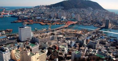 اجمل وابرز الاماكن السياحية في بوسان كوريا الجنوبية