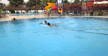 اكبر واعمق مسبح للاطفال والكبار في العالم