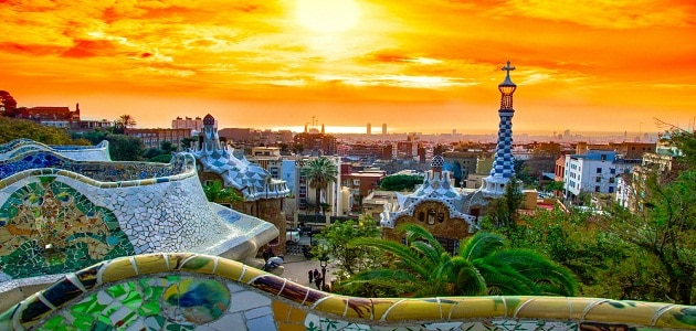 Touristic and entertainment places in Barcelona for young people