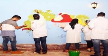 بحث عن الأعمال التطوعية وأثرها على الفرد والمجتمع