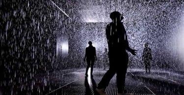 بحث عن فوائد المطر الحمضي على البيئة