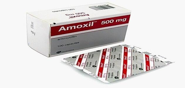 معلومات عن دواء اموكسيل Amoxil وتحذيرات هامة معلومة ثقافية