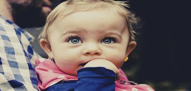 تفسير حلم تبني طفل في المنام