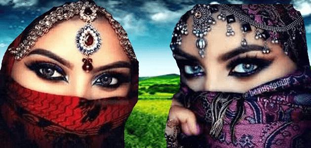 صفات حور العين في القرآن بالتفصيل