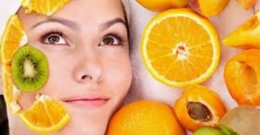 فوائد ماسك قشر البرتقال والليمون والنشا