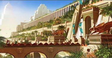 لماذا سميت حدائق بابل المعلقة بهذا الاسم وأسباب دمارها