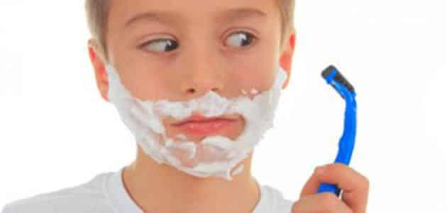 What causes delayed puberty in males?