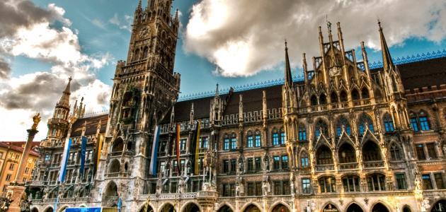 ما الاماكن السياحية التي يمكن زيارتها في ميونخ