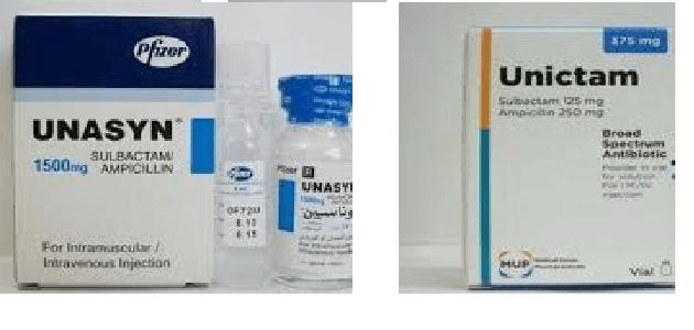ما الفرق بين دواء يوناسين و يونيكتام في تأثيرة علي الصحة