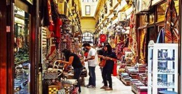 ما مواعيد فتح البازار الكبيرفي اسطنبول