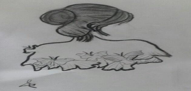 ما هى انواع الرسم التجريدي بالرصاص وكيفية تعليمه للمبتدأين