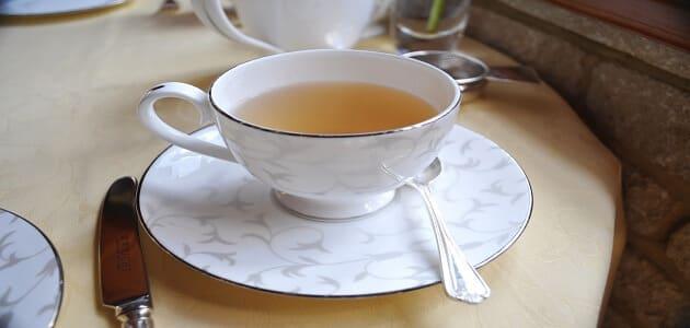 مخاطر شرب الشاي الابيض الصيني على الريق للكلي