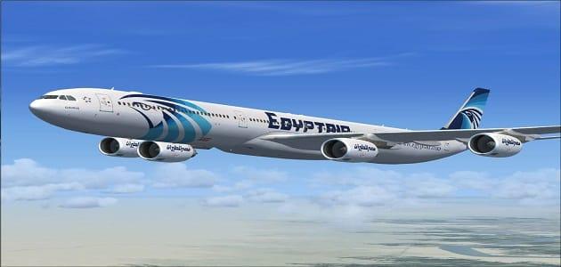 10 معلومات عن ارخص خطوط الطيران المصري