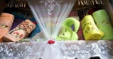 7 أفكار جديدة وعصرية لترتيب دولاب الملابس للعروسة
