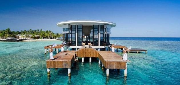 9معلومات عن السياحة في جزر المالديف