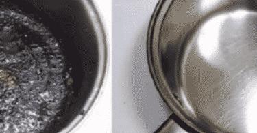 كيفية تنظيف الأوانى الألمونيوم المحروقة