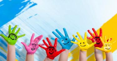 ما تأثير الألوان على نفسية الاطفال والكبار