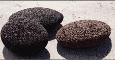 طريقة استخدام الحجر الخفاف للمنطقة الحساسة