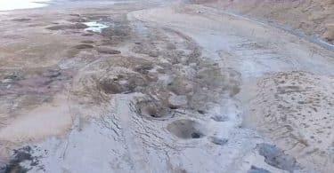 آثار قوم لوط تحت البحر الميت