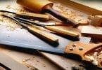 أدوات النجارة الأساسية الحديثة