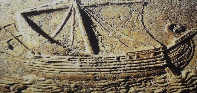 أصل سكان فلسطين القدماء