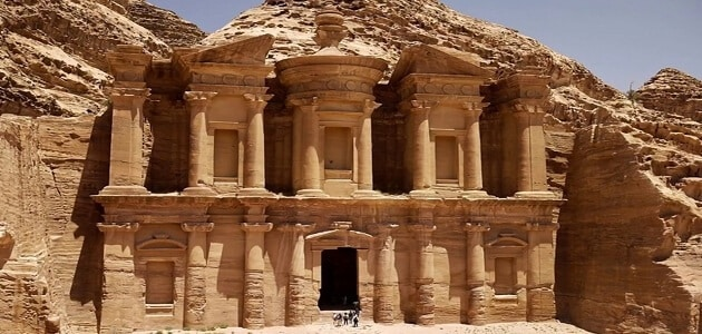 The most important historical events in Jordan