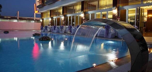 اجمل فنادق سبانجا التي تطل على البحر