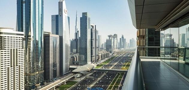 افضل 9 فنادق رائعة في شارع الشيخ زايد