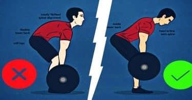 الأخطاء الشائعة عند ممارسة التمارين الرياضية