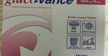 الاثار الجانبية لحبوب جلوكوفانس لمرضى السكري