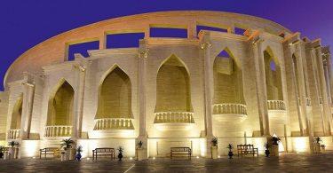 اين موقع مدينة كتارا في قطر