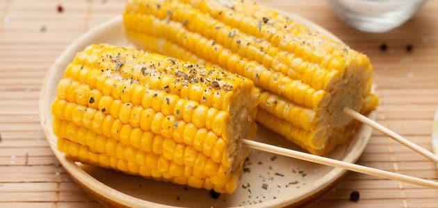 تفسير أكل الذرة في المنام
