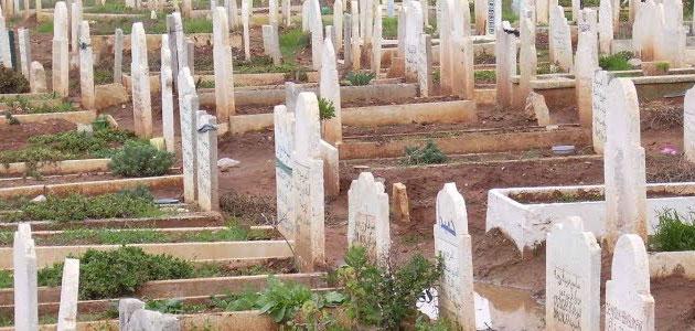 تفسير حلم المقابر للعزباء معلومة ثقافية