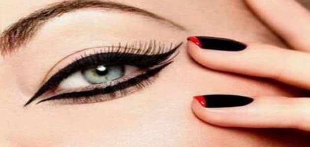 تفسير حلم رسم العين بالكحل الأسود