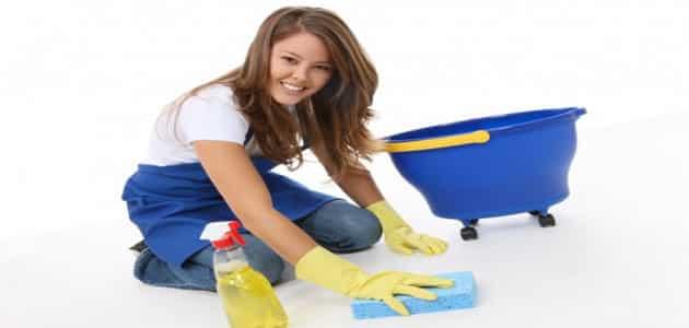 تفسير رؤية تنظيف البيت بالماء في المنام