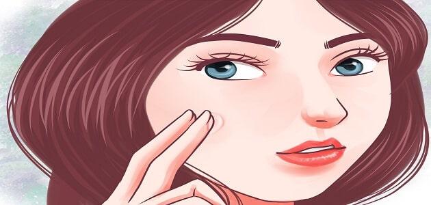 تمارين الوجه النحيف