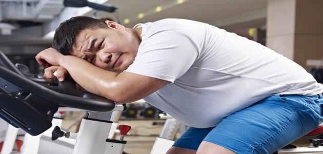 تمارين للرشاقة تجنبك زيادة الوزن