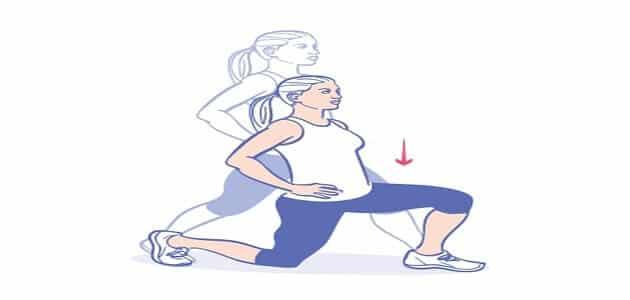 تمرينات رياضية للبطن بعد الولادة القيصرية