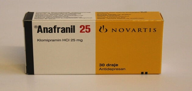 دواء اميبرامين 25 لعلاج الاكتئاب الشديد