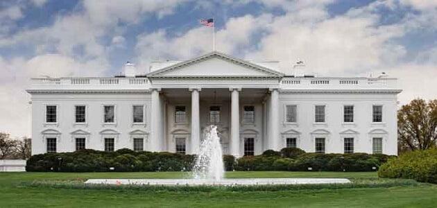 عدد غرف البيت الأبيض الأمريكيعدد غرف البيت الأبيض الأمريكي