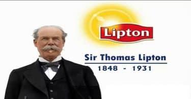 قصة نجاح الامبراطور ليبتون من الصفر