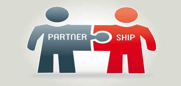 قواعد الشراكة التجارية بين طرفين