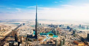 كم عدد طوابق برج خليفة من الداخل