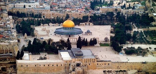 كم عدد مآذن الحرم القدسي الجديدة
